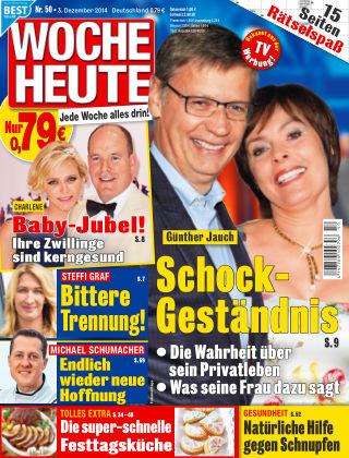 Woche Heute NR.50 2014