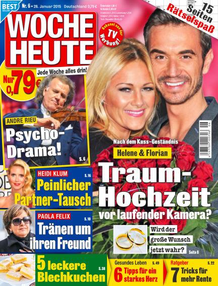 Woche Heute January 28, 2015 00:00