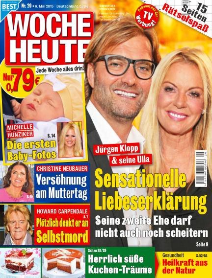 Woche Heute May 06, 2015 00:00