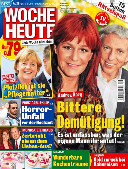 Woche Heute May 20, 2015 00:00