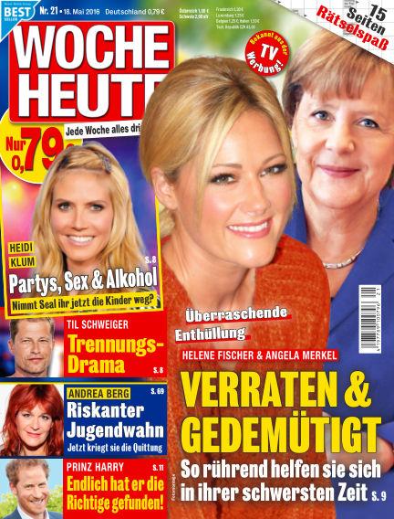 Woche Heute May 18, 2016 00:00