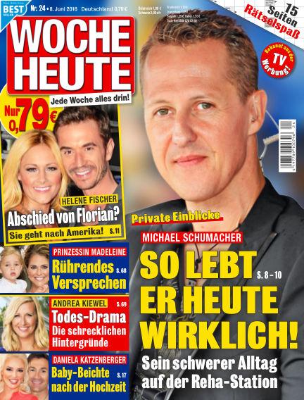 Woche Heute June 08, 2016 00:00