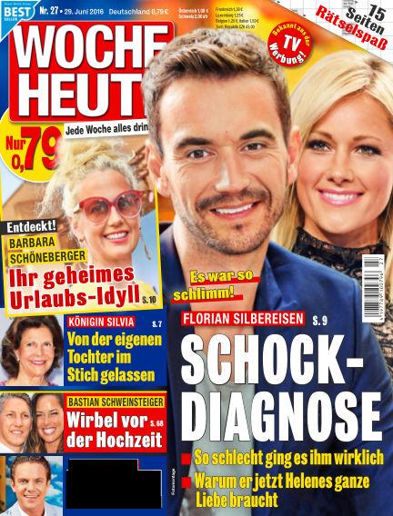 Woche Heute June 29, 2016 00:00