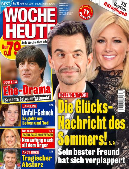 Woche Heute July 20, 2016 00:00