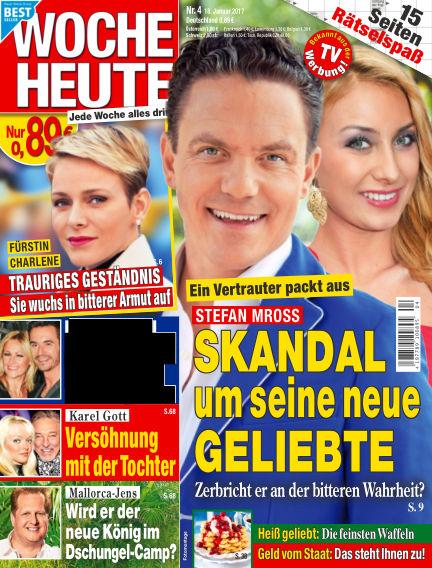 Woche Heute January 18, 2017 00:00