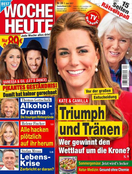 Woche Heute June 07, 2017 00:00