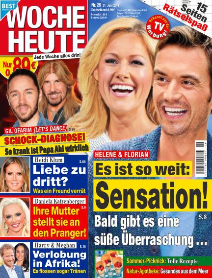 Woche Heute June 21, 2017 00:00