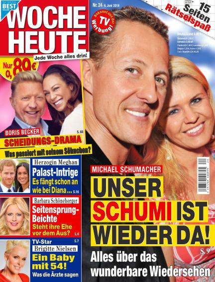 Woche Heute June 06, 2018 00:00