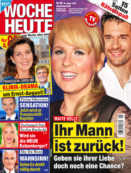 Woche Heute January 30, 2019 00:00