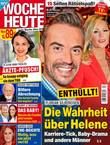 Woche Heute May 08, 2019 00:00