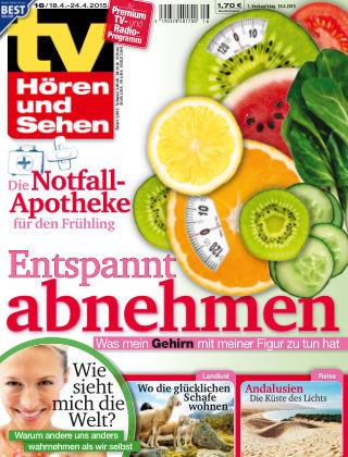 TV Hören und Sehen NR.16 2015
