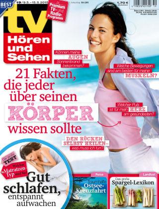 TV Hören und Sehen NR.19 2015