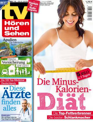 TV Hören und Sehen NR.20 2015