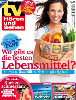 TV Hören und Sehen NR.21 2015