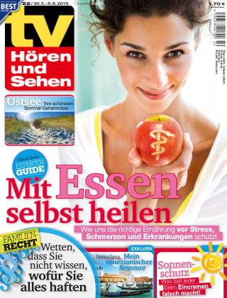 TV Hören und Sehen NR.22 2015