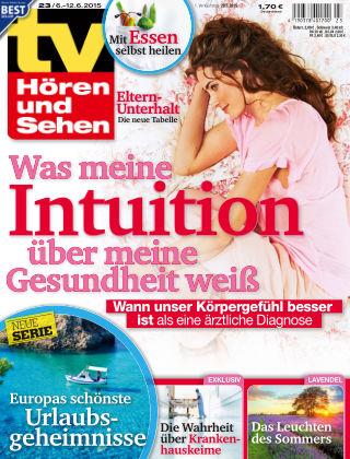 TV Hören und Sehen NR.23 2015