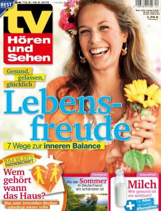 TV Hören und Sehen NR.24 2015