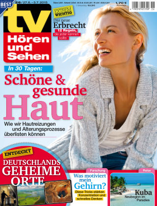 TV Hören und Sehen NR.26 2015