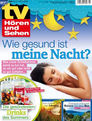 TV Hören und Sehen NR.28 2015