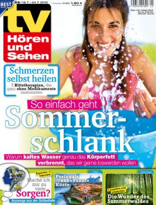 TV Hören und Sehen NR.29 2015