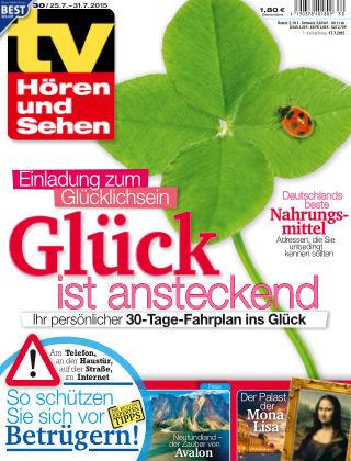 TV Hören und Sehen NR.30 2015