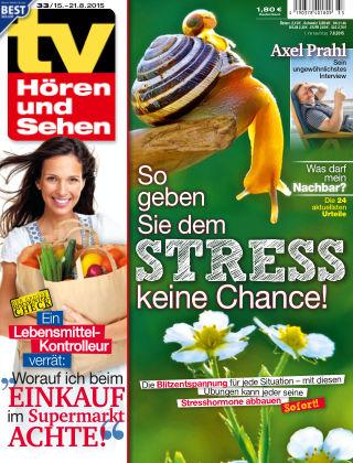 TV Hören und Sehen NR.33 2015