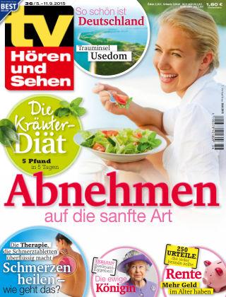 TV Hören und Sehen NR.36 2015