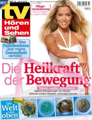TV Hören und Sehen NR.37 2015
