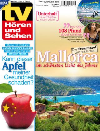 TV Hören und Sehen NR.38 2015