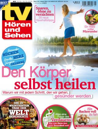 TV Hören und Sehen NR.41 2015