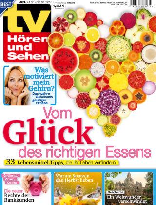 TV Hören und Sehen NR.43 2015