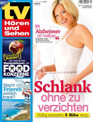 TV Hören und Sehen NR.44 2015
