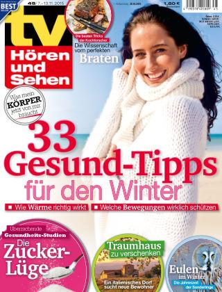TV Hören und Sehen NR.45 2015