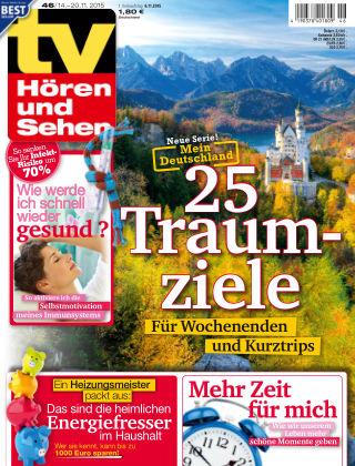 TV Hören und Sehen NR.46 2015
