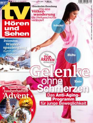 TV Hören und Sehen NR.49 2015