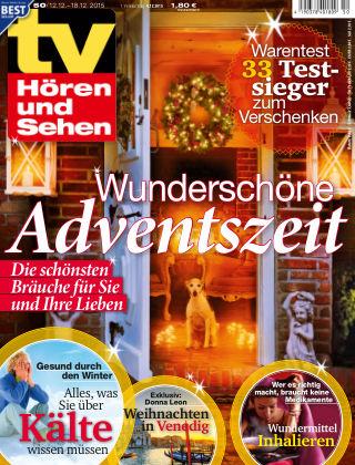 TV Hören und Sehen NR.50 2015