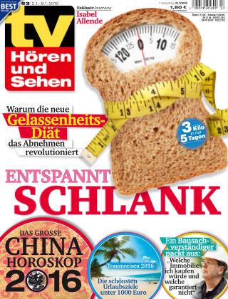 TV Hören und Sehen NR.53 2015
