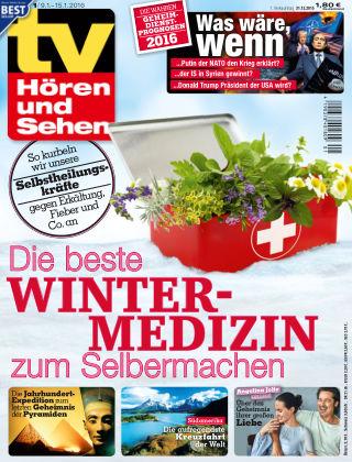 TV Hören und Sehen NR.01 2016