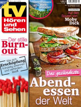 TV Hören und Sehen NR.02 2016