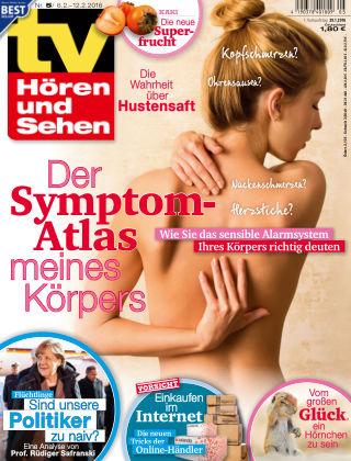 TV Hören und Sehen NR.05 2016