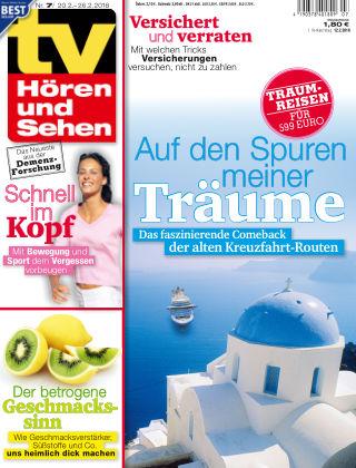 TV Hören und Sehen NR.07 2016