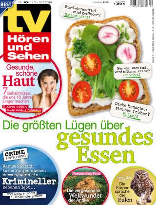 TV Hören und Sehen NR.10 2016