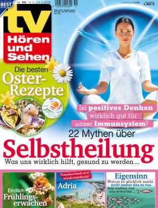 TV Hören und Sehen NR.11 2016