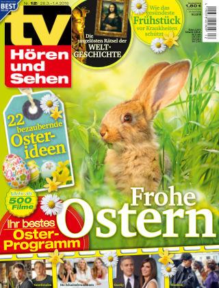 TV Hören und Sehen NR.12 2016