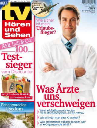 TV Hören und Sehen NR.13 2016
