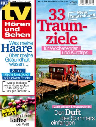 TV Hören und Sehen NR.20 2016