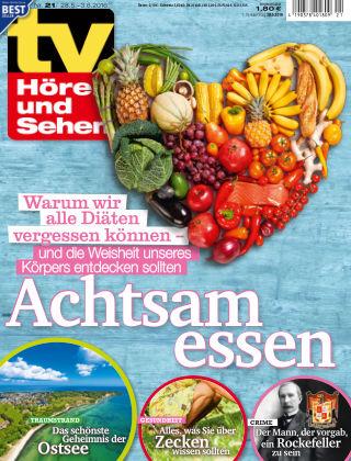 TV Hören und Sehen NR.21 2016