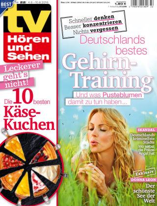 TV Hören und Sehen NR.22 2016