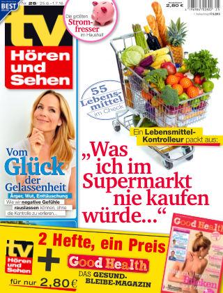 TV Hören und Sehen NR.25 2016