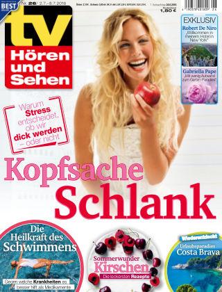 TV Hören und Sehen NR.26 2016